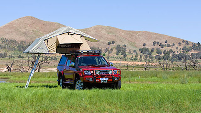 Arb roof tent