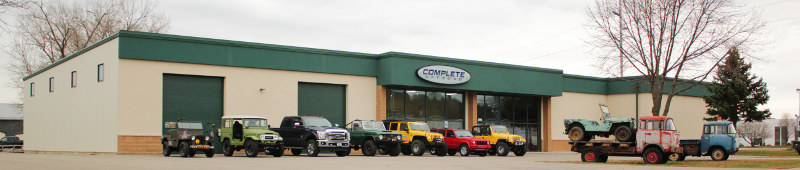 The Complete Offroad Shop
