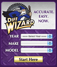 Shop By Diff Wizard