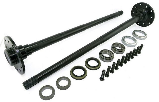 Axle shafts AISI
