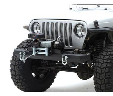 Jeep TJ - Jeep TJ Bumpers and Armor