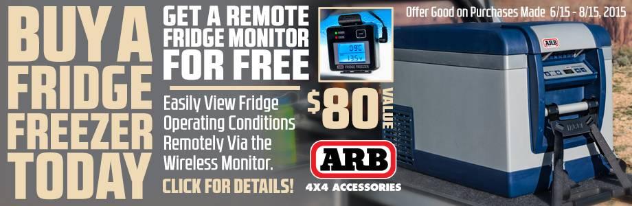 ARB Promo Remote Monitor