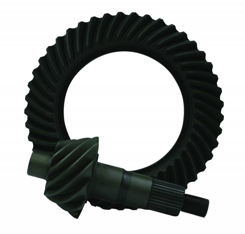 How To Set Up  Bolt Ring And Pinion