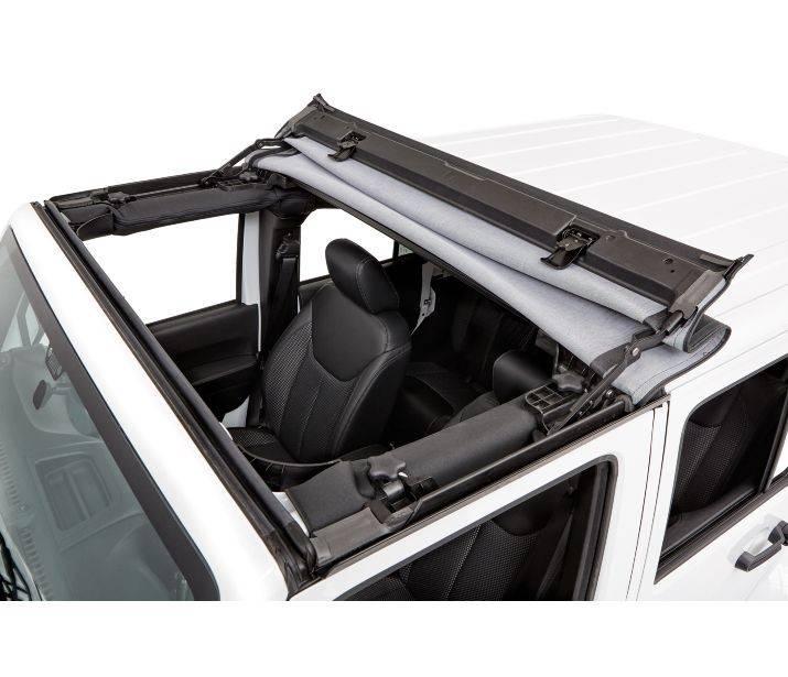 Bestop Sunrider For Hardtop Jeep 07 16 Wrangler Black