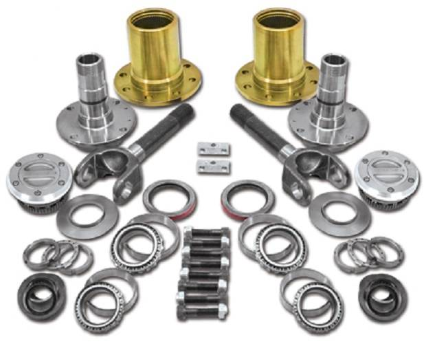 Yukon 94-99 Dodge Dana 44 Free Spin Hub Conversion Kit (YAWU-01)