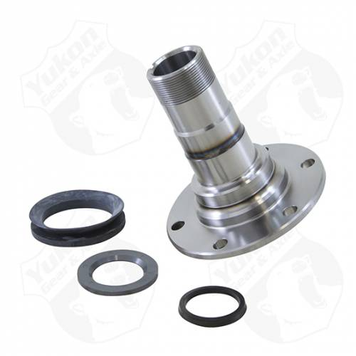 Drivetrain - Axle Spindles