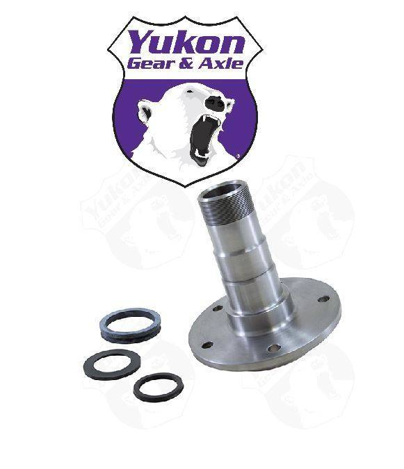 Steering Knuckle Repair Cost: Replacement Front Spindle For Dana 60, 92-98 Ford F350