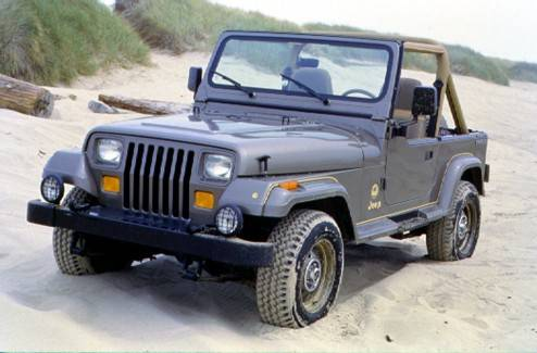 Seat Covers - Wrangler YJ