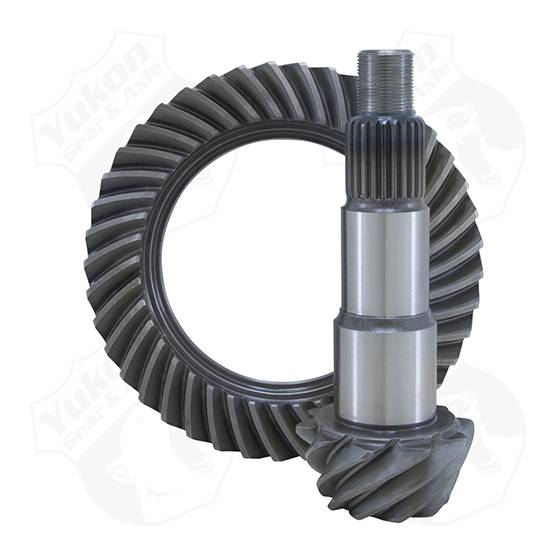Ring & Pinion for Jeep JL with Dana 44 Front, 3 73 Ratio