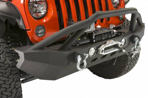 Exterior & Accessories - Bumpers
