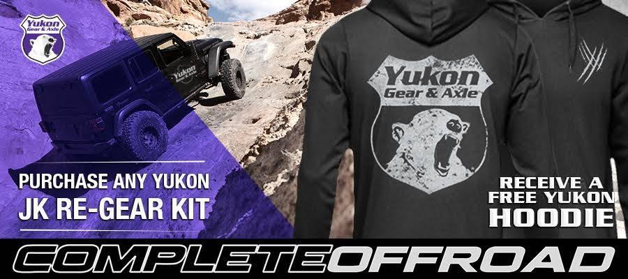 Yukon Gear Deal w/ Hoodie