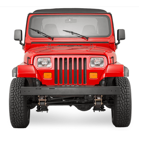 Gear and Install Kit Packages - Jeep YJ