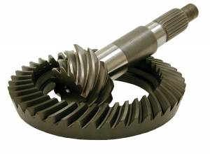 COMPLETE OFFROAD - Ring & Pinion replacement gear set for Dana 30 Reverse rotation in a 4.56 ratio