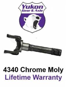 "Yukon Gear And Axle - YUKON 71-79 FORD BRONCO 9.72"" 19 SPLINE OUTER STUB AXLE (YAD620200)"