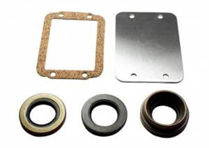 Yukon Gear And Axle - Dana 30 Disconnect Block-off kit (includes seals and plate).