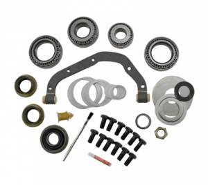 COMPLETE OFFROAD - Master Install Kit for Jeep JK Dana 44  (REAR ONLY) (K D44-JK-RUB)