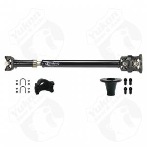 Yukon Gear And Axle - Yukon Heavy Duty Driveshaft for '12-'16 JK 2 Door Rear w/ M/T (YDS026)