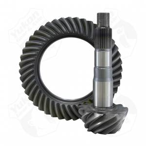 Yukon Gear And Axle - High performance Yukon Ring & Pinion gear set for Toyota FJ Cruiser Front, 4.88 ratio