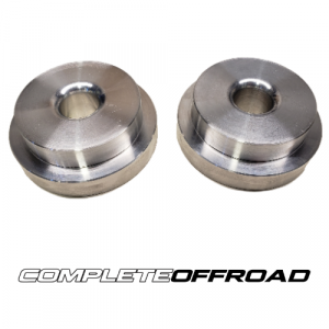 COMPLETE OFFROAD - Adapter pucks for the YT D02 (TD4.125/3.307)