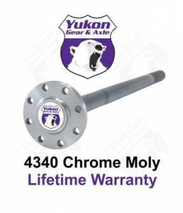 "Yukon Gear And Axle - Yukon 4340 Chrome-Moly 35 Spline Axle 31 to 33.5"" Dana 60 70 & 80 (YA WFF35-33.5)"