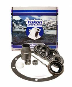 Yukon Gear And Axle - Yukon bearing install kit for Dana 44 JK Rubicon Reverse front differential.  (BK D44-JK-REV-RUB)