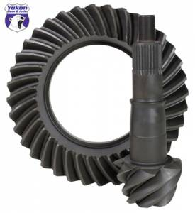 "Yukon Gear And Axle - High performance Yukon Ring & Pinion gear set for Ford 8.8"" Reverse rotation in a 4.88 ratio"
