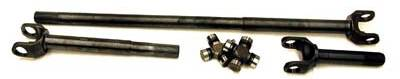 COMPLETE OFFROAD - GM 79 & UP BLAZER 30 SPLINE CHROME-MOLY AXLE KIT W/SUPER U-JOINTS (W24124)