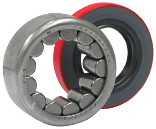 Yukon Gear & Axle - 95-96 FORD 1/2 TON FRONT AXLE BEARING AND SEAL KIT