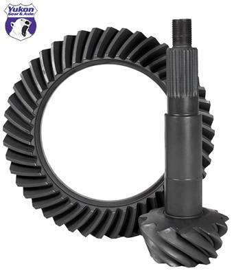 Yukon Gear & Axle - High performance Yukon replacement Ring & Pinion gear set for Dana 44 JK rear in a 4.88 ratio