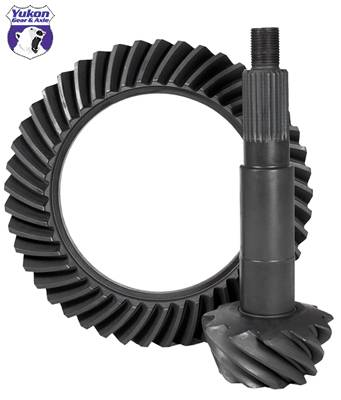 Yukon Gear And Axle - High performance Yukon replacement Ring & Pinion gear set for Dana 44 standard rotation, 5.13 ratio