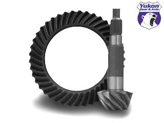 Yukon Gear And Axle - High performance Yukon replacement Ring & Pinion gear set for Dana 60 in a 4.56 ratio