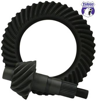 """Yukon Gear And Axle - High performance Yukon Ring & Pinion """"thick"""" gear set for 10.5"""" GM 14 bolt truck in a 5.38 ratio"""
