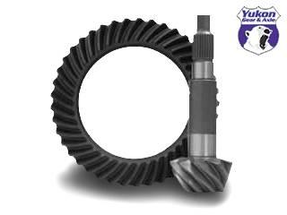 "Yukon Gear & Axle - High performance Yukon Ring & Pinion gear set for Ford 10.25"" in a 3.55 ratio"