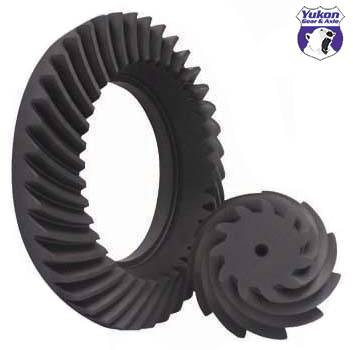 """Yukon Gear And Axle - High performance Yukon Ring & Pinion gear set for Ford 8.8"""" in a 4.11 ratio"""