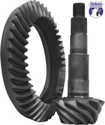 "Yukon Gear And Axle - High performance Yukon Ring & Pinion gear set for GM 11.5"" in a 5.38 ratio"