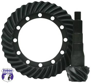 Yukon Gear & Axle - High performance Yukon Ring & Pinion gear set for Toyota Land Cruiser in a 4.56 ratio