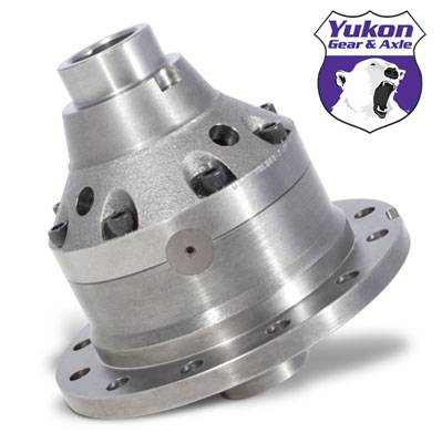 Yukon Gear & Axle - Yukon Grizzly Locker for Dana 60, 4.10 & down, 35 spline (YGLD60-3-35)