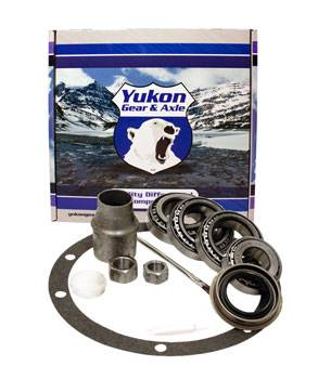 Yukon Gear And Axle - Yukon Bearing install kit for new Toyota Clamshell design front reverse rotation differential (BK TLC-REV-B)