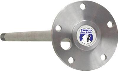 """Yukon Gear & Axle - Yukon 1541H alloy left hand rear axle for Ford 9"""" ('76-'77 Bronco) (YA F900007)"""