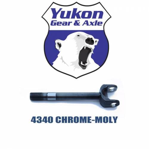 "Yukon Gear & Axle - YUKON,  DANA 60, 16.17"" 35 SPLINE, SHORT LH INNER 4340, YA W48204"