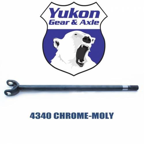 "Yukon Gear & Axle - YUKON,  DANA 60 35.1"" 79-91 CHEVY 1 TON AND 79-90 DODGE 35 SPLINE LH INNER 4340, YA W48210"