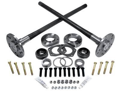 Yukon Gear And Axle - ULTIMATE 88 AXLE kit 95-02 EXPLORER, 4340 CHROME-MOLY (YA WF88-31-KIT)
