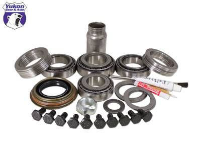 Yukon Gear And Axle - Yukon Master Overhaul kit for Dana 44-HD differential for '02 and older Grand Cherokee (YK D44HD)