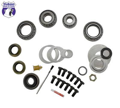 Yukon Gear And Axle - Yukon Master Overhaul kit for Dana 44 front differential, '07 & up JK Rubicon (YK D44-JK-REV-RUB)