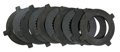 Yukon Gear And Axle - Replacement clutch set for Dana 44 Powr Lok, smooth (YPKD44-PC-SM)