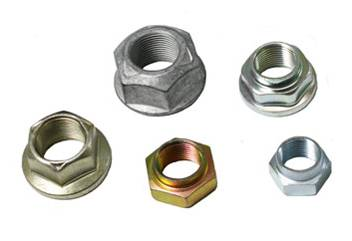 """Yukon Gear And Axle - Replacement pinion nut for Model 20 & 35, Dana 30 JK, 44 JK front, Ford 10.25"""", 10.5"""" & some 9.75"""".  7/8-20 thread, 1 1/8 socket"""