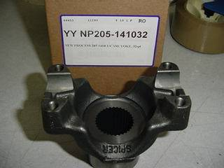 Yukon Gear & Axle - YOKE - NP 205 1410 32 SPLINE TRANSFER CASE (YY NP205-141032)