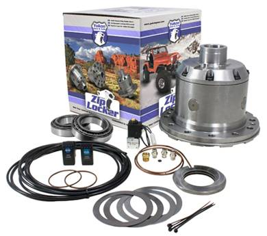 Yukon Gear And Axle - Yukon Zip Locker for Dana 30 with 27 spline axles 3.73 & up (YZLD30-4-27)