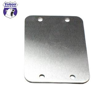 Yukon Gear And Axle - Dana 30 Disconnect Block-off Plate for disconnect removal. (YA W39147)
