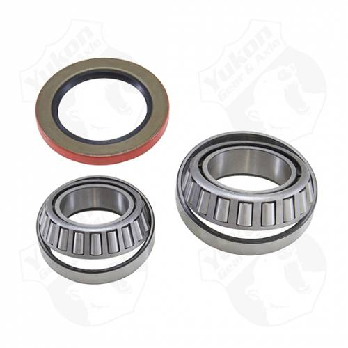 Yukon Gear & Axle - 60-76 CHEVY /GM 3/4 TON FRONT AXLE BEARING AND SEAL KIT (AK F-G03)